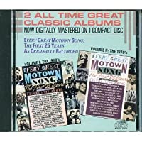 Every Great Motown Song: The First 25 Years Volume I & Ii
