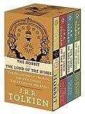 J.R.R. Tolkien 4-Book Boxed Set: The Hobbit...