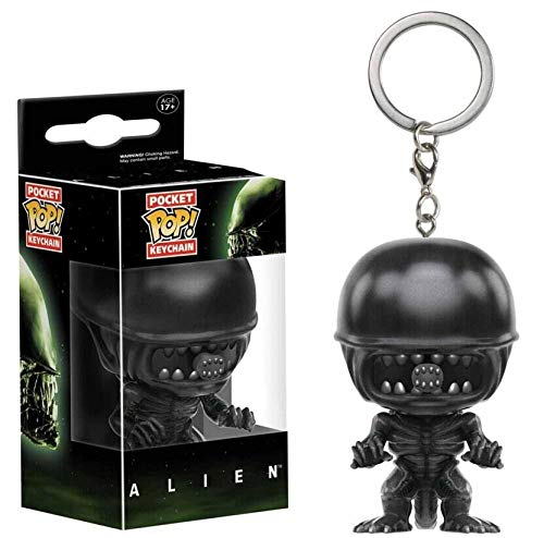 Funko Pop 1979 Original Classic Movie Alien PVC Action Figure Toy da Collezione Alien Doll Keychain Toys For Children Gift