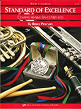 W21TB - Standard of Excellence Book Only - Book 1 - Trombone (Standard of Excellence Series)