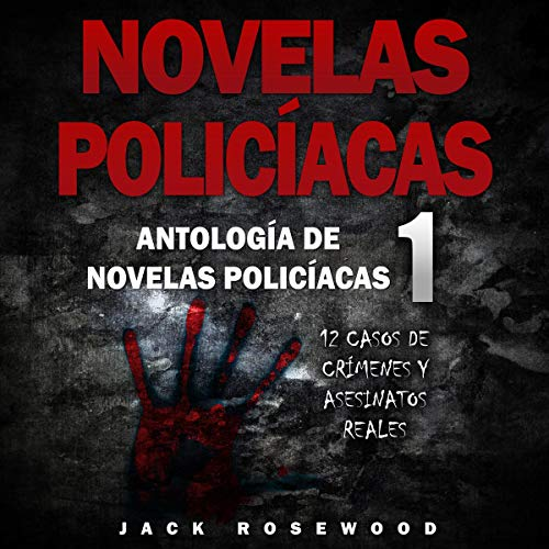 Novelas Policíacas [Police Novels] audiobook cover art