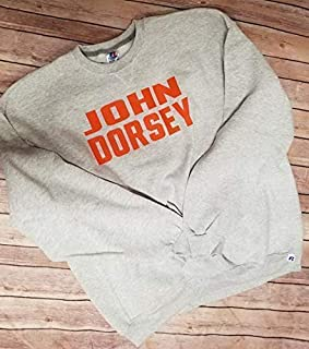 Best cleveland browns crewneck sweatshirt dorsey Reviews
