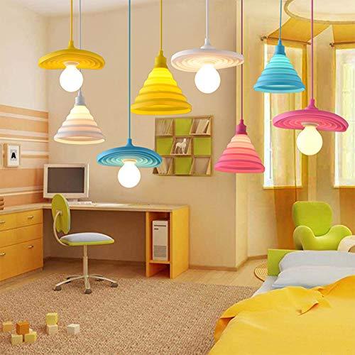 lampadario a sospensione bambini Wankd - Lampadario a sospensione moderno e creativo per la cameretta dei bambini