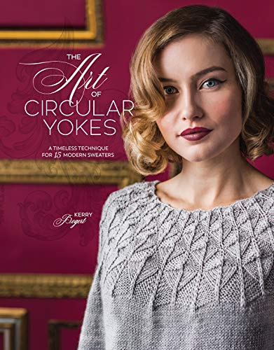 The Art of Circular Yokes: A Timeless Technique for 15 Modern Sweaters (English Edition)