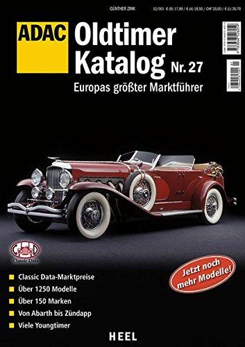 Oldtimer Katalog Nr. 27: Europas größter Marktführer