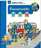 Feuerwehr (Wieso? Weshalb? Warum? aktiv-Heft) - Niklas Böwer