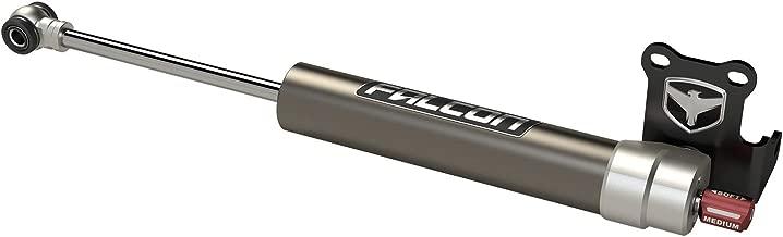 TeraFlex 09-02-22-110-000 JL/JLU: Falcon Nexus EF 2.2 Fast Adjust Steering Stabilizer - Stock Tie Rod