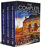 THE COMPLETE MONICA NOBLE MURDER MYSTERIES three utterly gripping cozy mysteries box set (Cozy crime and suspense mystery box sets)