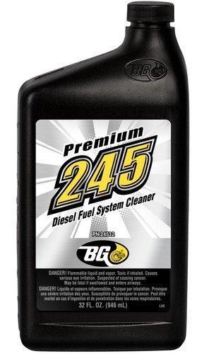 BG 245 Premium Diesel Fuel System Cleaner