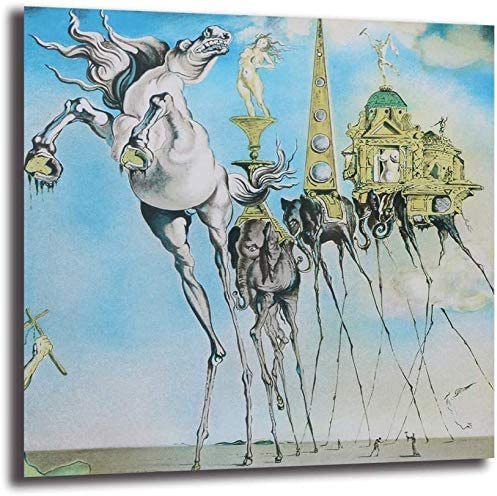 Salvadores Dalies Poster Painting Wall O Decor Art Home Fashionable Excellent