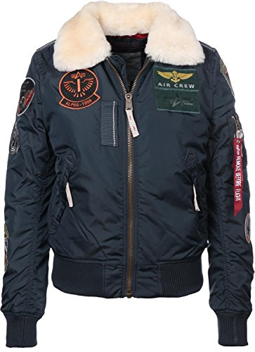 Alpha Industries dames Injector III Patch Wmn