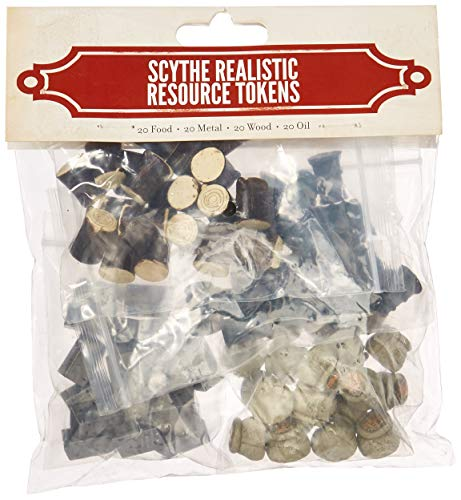 Scythe: Realistic Resource Tokens