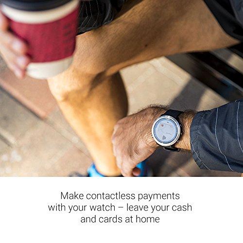 Montre Garmin Forerunner 645 Musique, GPS Paiements sans Contact Course Fréquence Cardiaque - 4