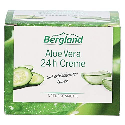 Bergland: Aloe Vera - 24h Creme 50ml