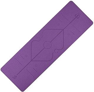 Nerplro - Esterilla de yoga, elastómero termoplástico TPE