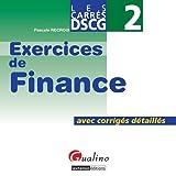 Carrés Exos DSCG 2 - Finance de Pascale Recroix (7 octobre 2014) Broché