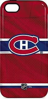 NHL Montreal Canadiens iPhone 5c Pro Case - Montreal Canadiens Home Jersey Pro Case For Your iPhone 5c