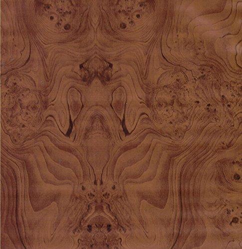 Oracal Film autocollant bois 2 m x 60 cm Meuble Bois Motif d'un film film décoratif Film décoratif Armoire 58