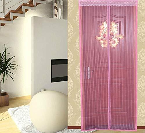 2020 neue Sommerfamilie praktische magnetische Anti-Moskito-Bildschirm Fenster Insektenschutz Fenster Vorhang magnetische Anti-Moskito-Netz Insektenstreifen Mesh A3 B 80 x H 210 cm