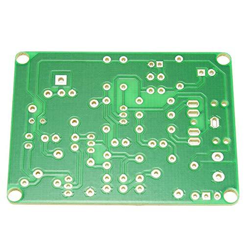 Modulo electronico Micro Transmisor FM kit de transmisor RF-02 de micrófono inalámbrico de piezas MP3 repetidor con Antena 3 piezas