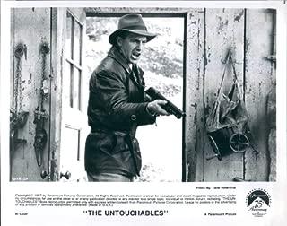 Kevin Costner The Untouchables Original 1987 Photo