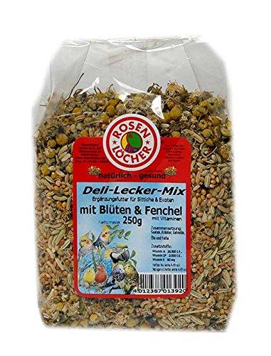 DeliLeckerMix Blüten/Fenchel 250g