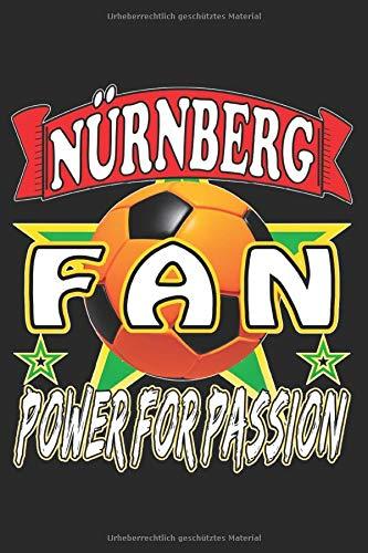 Fussball Nürnberg Fan Power for passion