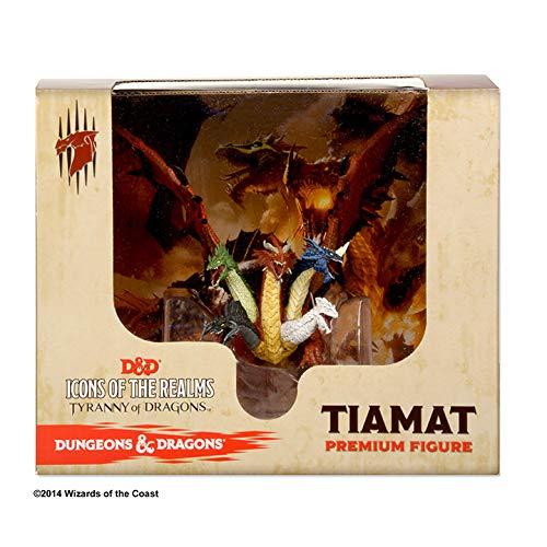 Tiamat Premium Signature Figure