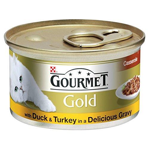 Gourmet Gold Duck & Turkey 85g
