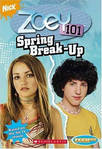 Zoey 101: Spring Break-Up with Poster.