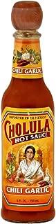 Cholula Chili Garlic Hot Sauce, 5 Ounce each - 6 per case