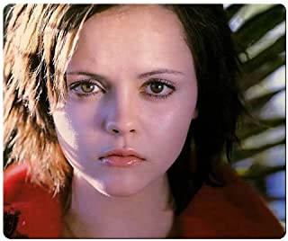 26x21cm 10x8inch mousemats cloth * rubber personal Personality Christina Ricci