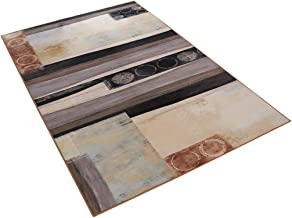 Modern Rugs, Designer Carpets Nordic Retro Style for Living Room Bedroom Office Coffee Table Computer Chair Bed Carpet Til...
