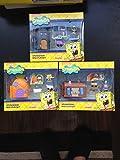 Simba 109490764 Spongebob Mini Set de Juego, Modelos Surtidos