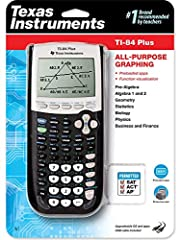 All-purpose graphing: pre-algebra, algebra 1, 2, geometry statistics, biology, physics, business and finance Preloaded apps, 480 KB ROM, 24 KB RAM Function visualization, 96 x 64 display resolution Proactive case and USB cable included