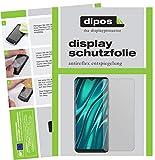 dipos I 4X Schutzfolie matt kompatibel mit HiSense King Kong 6 Folie Bildschirmschutzfolie (2X Vorderseite + 2X Rückseite)