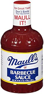 Maull's Original Barbecue Sauce, 42 Ounce, St. Louis Style, Oldest in BBQ Sauce America