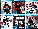 The Blacklist Staffel 1-6 [Blu-ray]
