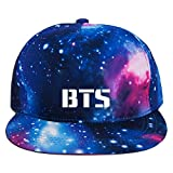 Saicowordist KPOP BTS GOT7 Twice Wanna One - Gorra de béisbol con diseño de estrellas, BTS1