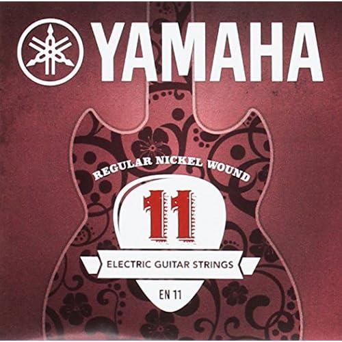 Yamaha Music Europe Yamaha EN 11 - Corde per chitarra elettrica standard, 1 set