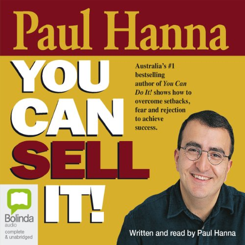 You Can Sell It! audiobook cover art