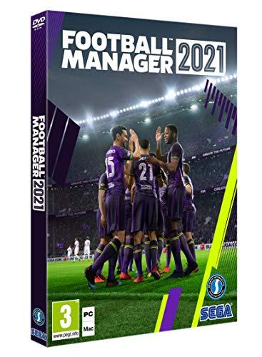 Videogioco Sega Football Manager 2021