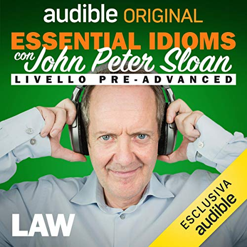 Law audiobook cover art