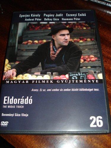 Eldorádó / The Midas Touch / Region 2 - Hungarian Film / Magyar Filmek Gyűjteménye