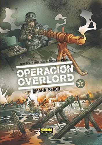 OPERACION OVERLORD 2. OMAHA BEACH (Europeo - Operacion Overlord)