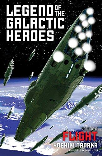 Legend of the Galactic Heroes, Vol. 6: Flight