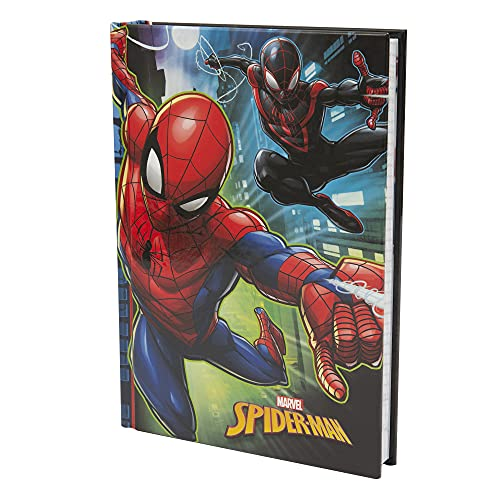Marvel 21 Diario Scuola 10 Mesi, Formato Standard