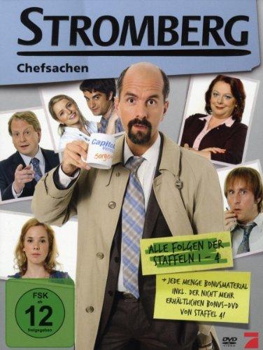 Stromberg - Staffel 1-4 - Chefsachen [9 DVDs]