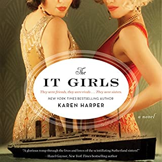 The It Girls     A Novel              Written by:                                                                                                                                 Karen Harper                               Narrated by:                                                                                                                                 Saskia Maarleveld                      Length: 9 hrs and 35 mins     1 rating     Overall 2.0