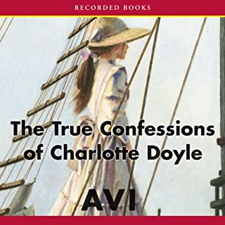 The True Confessions of Charlotte Doyle audiobook cover art